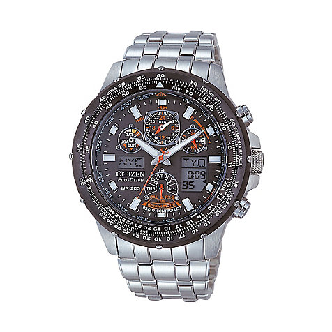 Citizen Eco Drive Chronograph Funk  JY0020-64E