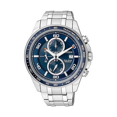 Citizen Chronograph Titanium CA0345-51L