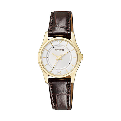 Citizen Damenuhr Elegance ER0182-08A