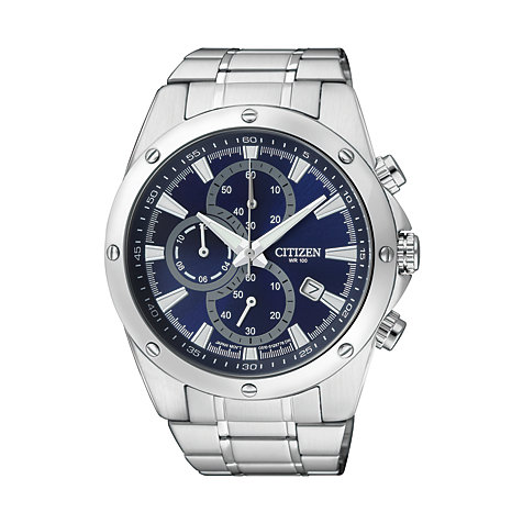 Citizen Herrenchronograph Sports AN3530-52L