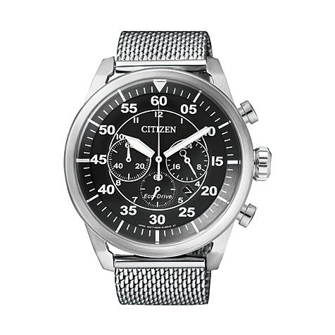 Citizen Herrenuhr Sporty CA4210-59E