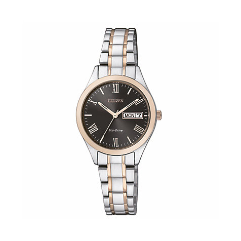 Citizen Herrenuhr Sporty EW3197-89EE