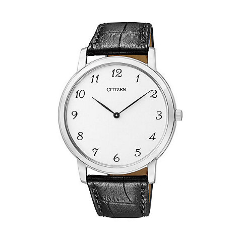 Citizen Herrenuhr Stilleto AR1110-02B