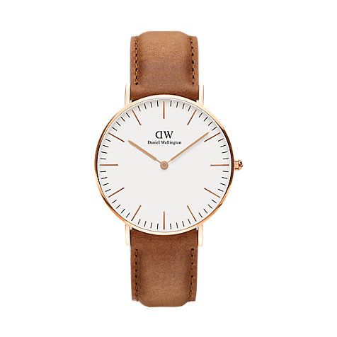 Daniel Wellington Damenuhr Classic Collection Durham DW00100111