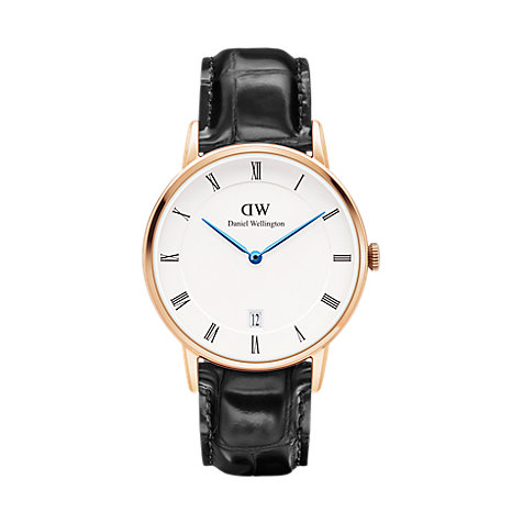 Daniel Wellington Damenuhr Dapper Collection Reading DW00100118