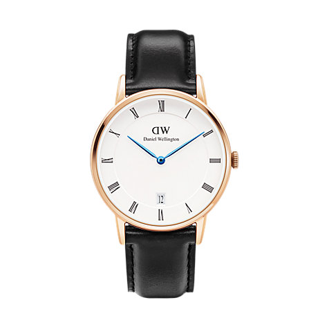 Daniel Wellington Damenuhr Dapper Collection Sheffield DW00100092