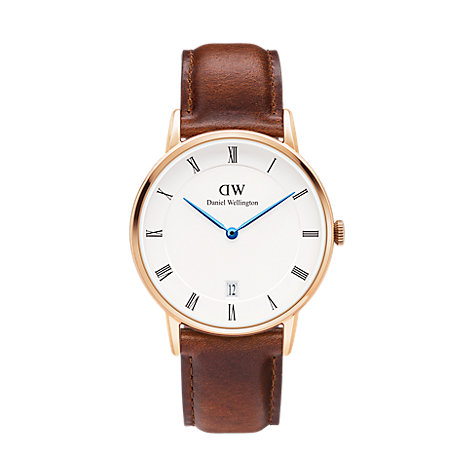 Daniel Wellington Damenuhr Dapper Collection St. Mawes DW00100091