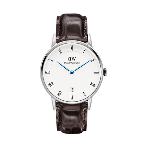 Daniel Wellington Damenuhr Dapper Collection York DW00100097