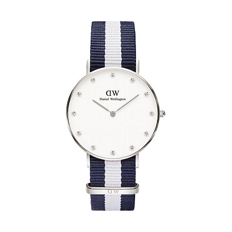 Daniel Wellington Damenuhr Glasgow DW00100082