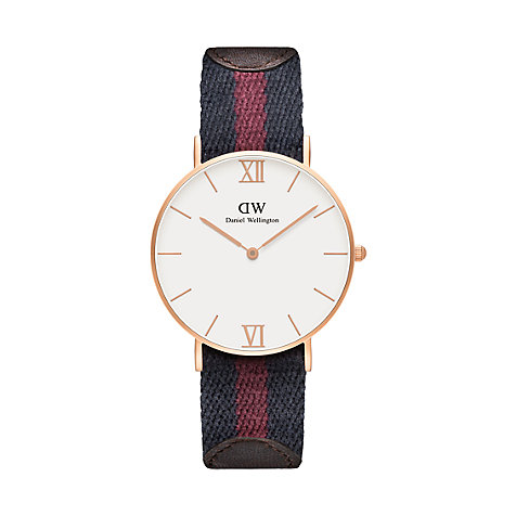 Daniel Wellington Damenuhr London 0551DW
