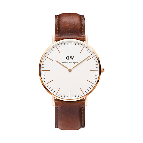 daniel wellington herrenuhr 0106dw bei christ online kaufen. Black Bedroom Furniture Sets. Home Design Ideas