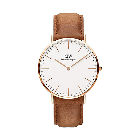 Daniel Wellington Herrenuhr Classic Collection Durham DW00100109