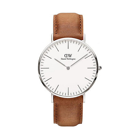Daniel Wellington Herrenuhr Classic Collection Durham DW00100110
