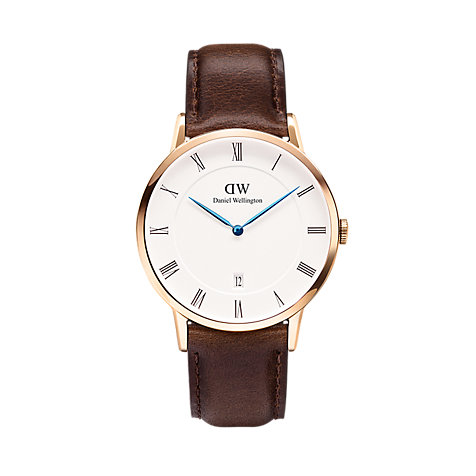 Daniel Wellington Herrenuhr Dapper Bristol DW00100086