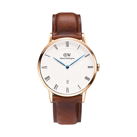 daniel wellington herrenuhr dapper st mawes dw00100083 bei bestellen. Black Bedroom Furniture Sets. Home Design Ideas