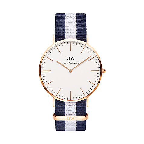 Daniel Wellington Herrenuhr GlasgowDW00100004