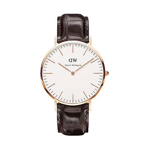 Daniel Wellington Herrenuhr York DW00100011