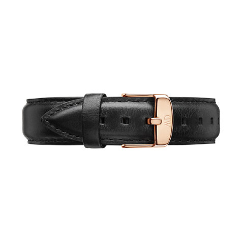 Daniel Wellington Uhrenarmband Leder Dapper Sheffield DW00200084