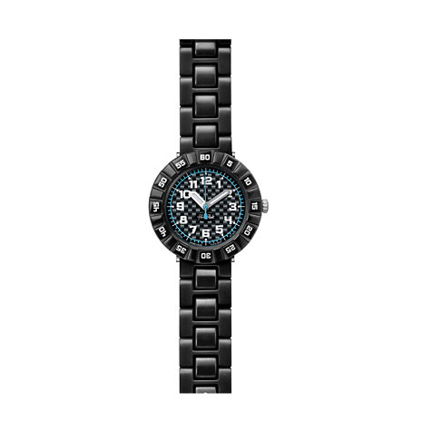 Flik Flak Uhr Seriously Black FCSP020