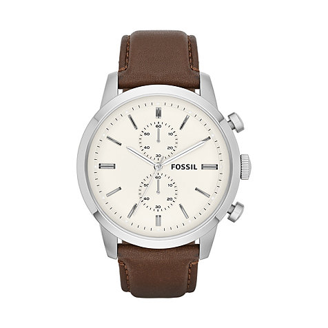 Fossil Herrenchronograph FS4865