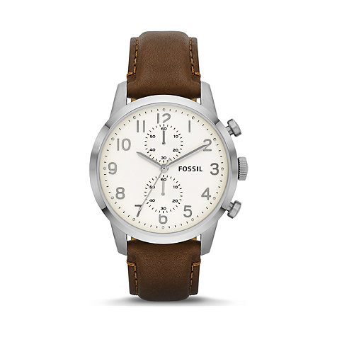 Fossil Herrenchronograph FS4872