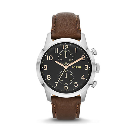 Fossil Herrenchronograph FS4873