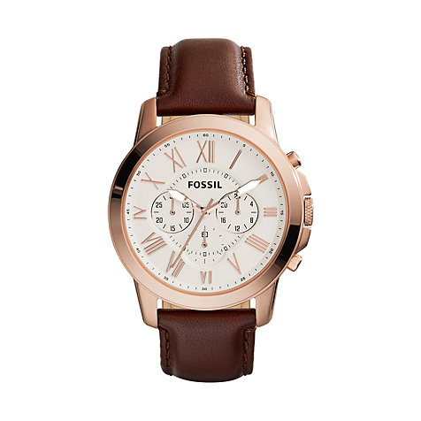 Fossil Herrenchronograph FS4991