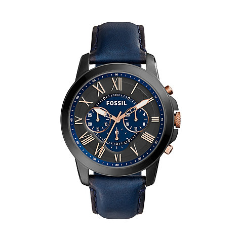 Fossil Herrenchronograph FS5061