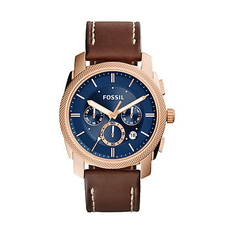 Fossil Herrenchronograph FS5073