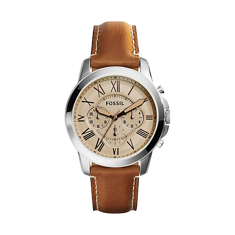 Fossil Herrenchronograph FS5118