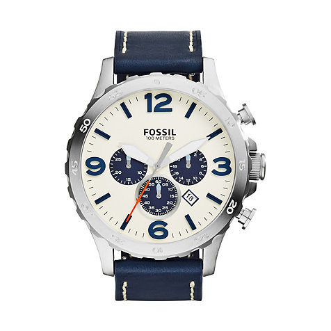 Fossil Herrenchronograph JR1480
