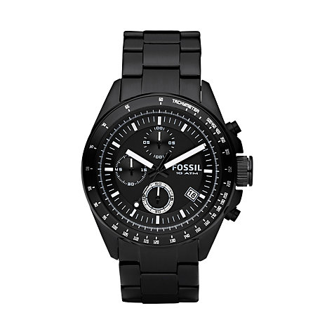 Fossil Herrenchronograph CH2601
