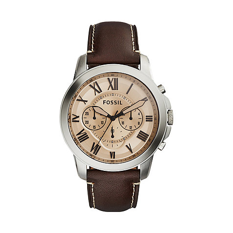 Fossil Herrenchronograph FS5152