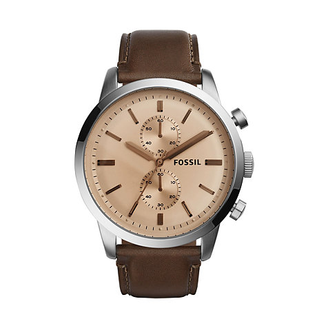 Fossil Herrenchronograph FS5156