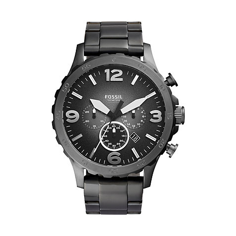 Fossil Herrenchronograph JR1437