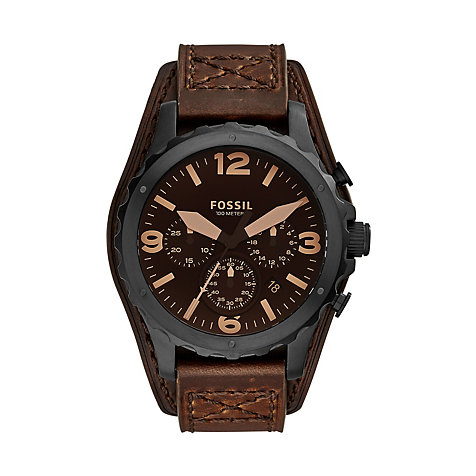 Fossil Herrenchronograph JR1511