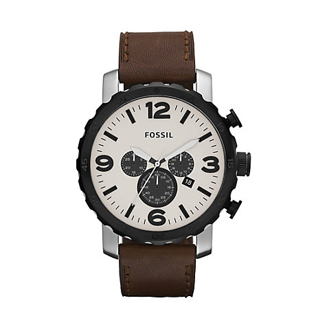 Fossil Herrenchronograph Nate JR1390