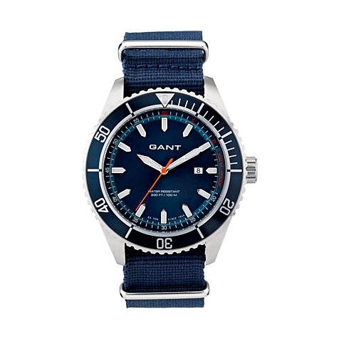GANT Herrenuhr Seabrook Military W70632