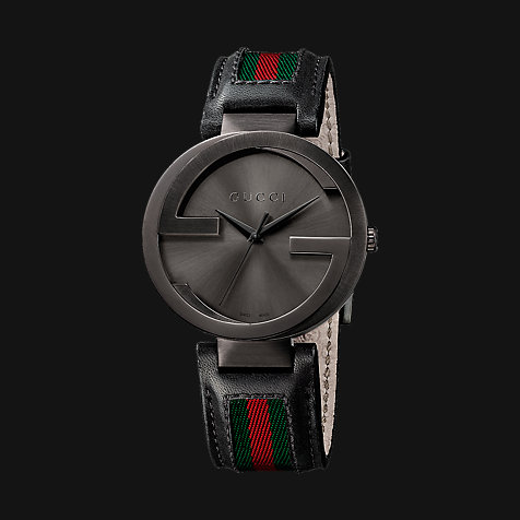Gucci Damenuhr Interlocking YA133206