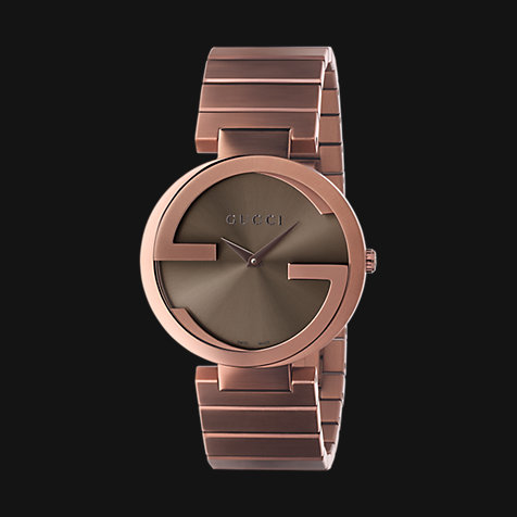 Gucci Damenuhr Interlocking YA133317