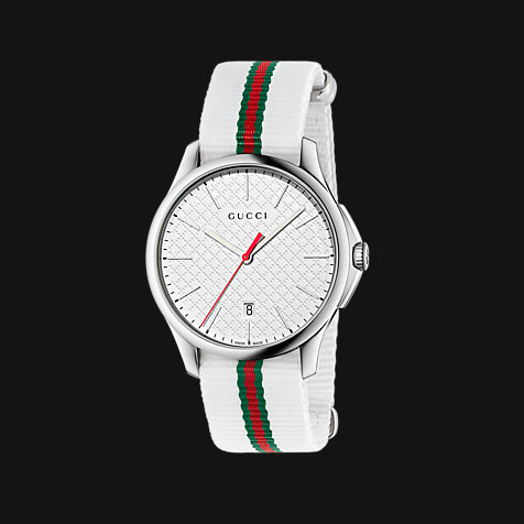 Gucci Herrenuhr G Timeless YA126322