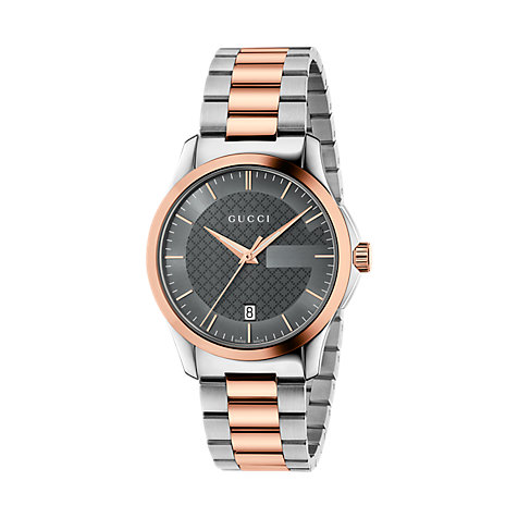 Gucci Herrenuhr G-Timeless YA126446