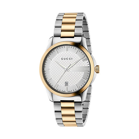 Gucci Herrenuhr G-Timeless YA126450