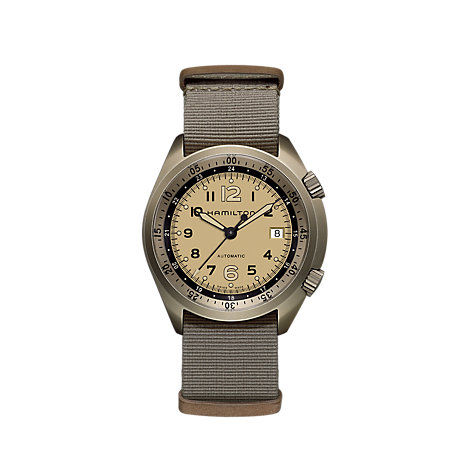 Hamilton Herrenuhr Khaki Aviation H80435895