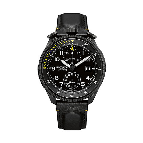 Hamilton Herrenuhr Khaki Aviation Take Off H76786733