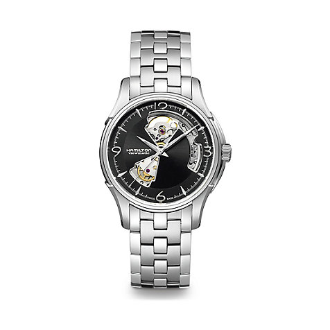 Hamilton  Herrenuhr Open Heart H32565135