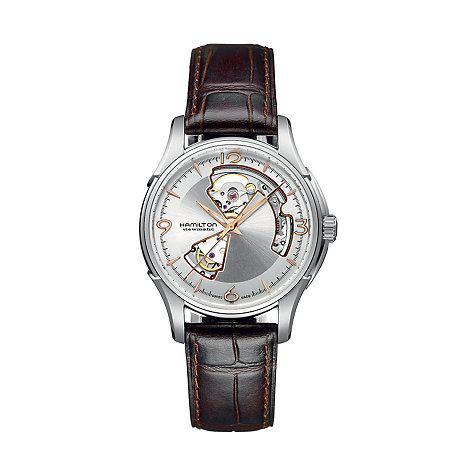 Hamilton Herrenuhr Open Heart H32565555