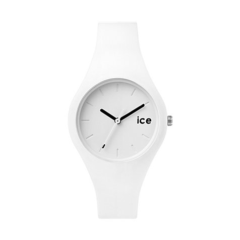 Ice-Watch Damenuhr Ola  ICE.WE.S.S.14 Weiss