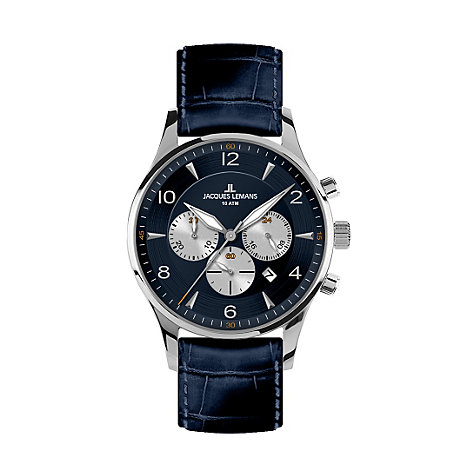 Jacques Lemans Herrenchronograph London 1-1654C