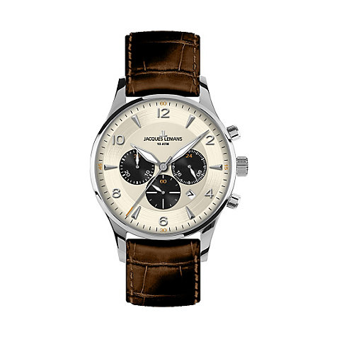 Jacques Lemans Herrenchronograph London 1-1654E